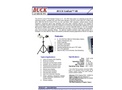 Buck LinEair - 40 LPM, 230 VAC - Air Sampling Pump - Brochure