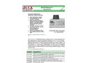Buck BioAire - B520 - Bioaerosol Sampling Pump Brochure