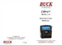 Libra - Model L-4 -  Abatement Air Sampler  - Instruction Manual
