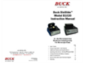 Buck BioSlide - Model B1020 - Bioaerosol Sampling Pump - Instruction Manual