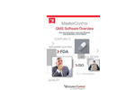 Quality Management Software Systems Brochure