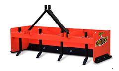 WIFO Switchback - Model BB - 3-Point Hitch Box Blade & Snow Pusher