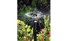 Antelco - Rotor Spray Mini Sprinkler