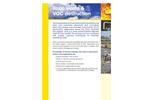 ERG - Toxic Waste & VOC Destruction Systems - Brochure
