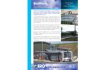 Biofilters - The Medium Level Odour Control Solution - Brochure