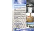 Water Regenerable Carbon Filters - Brochure