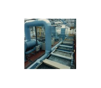 Air pollution control for metal finishing - Metal