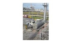 ERG - Thermal Oxidizer for Toxic Waste & VOC Destruction Systems