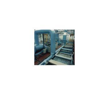 ERG - Metal Finishing Scrubbing Systems