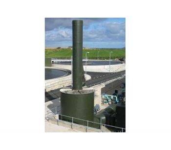 Carbon Filters - Odour Control in the Water Industry