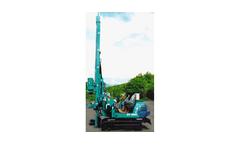 Model GI-30CIII-JG - Foundation Drilling Rigs