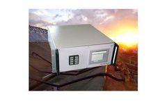 ETG - Model 6900 - Methane Gas Analyser for Emission Monitoring in Landfill