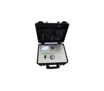 ETG - Model MCA 100 SYN P - Portable Syngas Analyzer