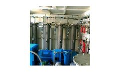 Landfill Gas Purification Membrane System