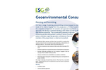 Planning, Permitting and EIA Service – Brochure