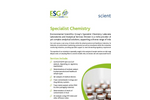 Specialist Chemistry Service - Brochure