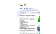 Hydrographic Surveys Service – Brochure