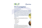 Instrumentation and Monitoring Services – Brochure