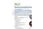 Waste Management Service – Brochure
