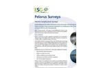 Marine Geophysics Service – Brochure