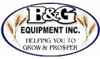 B & G Equipment Inc.
