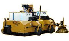Multi Sweep - Model 725 - Full Size Yard Sweeper