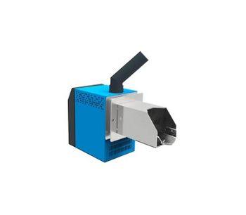 AXINAR - Model TSOVEA SERIES RANGE 5-140 - Pellet Burner