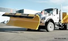Weldco-Beales - Model TR - One-Way and Two-Way Plows