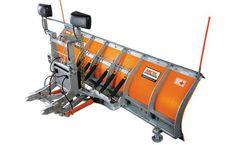 Arctic - Model XHD120-P - Poly Heavy Duty Extra Long Snowplow