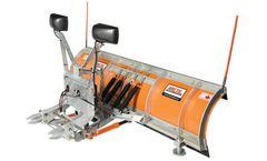 Arctic - Model HD90-P - Heavy Duty Poly Snowplow