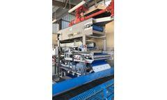 TEFSA - Belt Filter Presses System