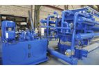TEFSA - High Yeld Filter Presses System