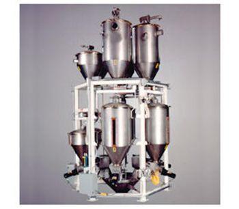 Foremost - Model CLWB - Gravimetric Blenders