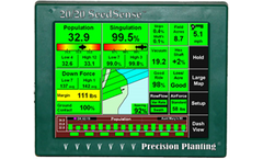Version 20/20 Seed Sense - Precision Planting Monitoring Systems