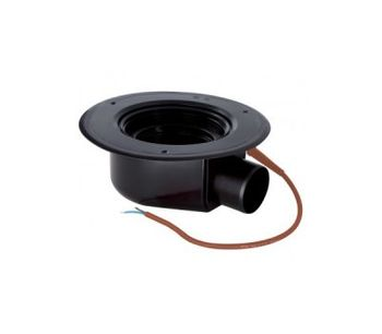 Alwitra - Model WH 75/110 - Rainwater Outlets