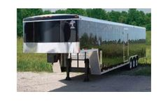 Atlas - Model GN5 Series - Goosenecks and Fifth Wheels Trailer