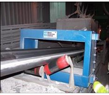 Magnets for the mining & minerals industry - Mining