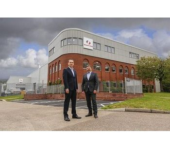 Extended Bunting-Redditch Facility Officially Opened
