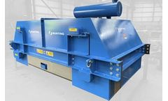 13-tonne Electro Overband Magnet Protects Gold Mine