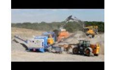 Mastertrax Mobile Eddy Current Separator Video