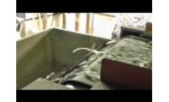 Master Magnets Eddy Current Separator (PVC Recycling) Video