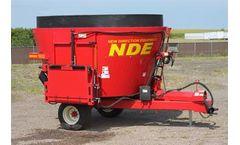 Model 1552 - NDE Vertical TMR Mixer