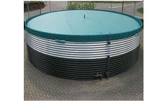 BUWA flexstore - Closed Water Storage System