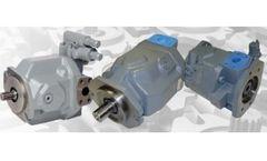 Model MA10VO/VSO - Piston Pumps