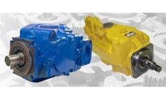 Model MPVH - Piston Pumps