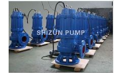 Model WQ - Submersible Sewage Pump