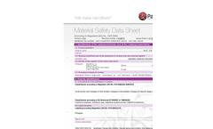 NnF CERAM - Model ITO - Indium Tin Oxide Nanofibrous Powder Brochure