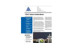 Model ITM-3 - Relative Turbidity Monitor- Brochure