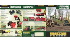 Martatch – Logging Pallet Fork Brochure