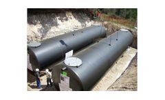 Biotrit - Compact Sewage Treatment Plant